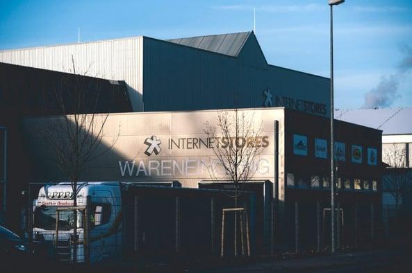 internetstores warehouse