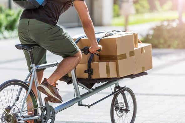 Freight bike