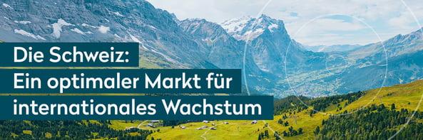 Guide: Internationalen Versand in die Schweiz